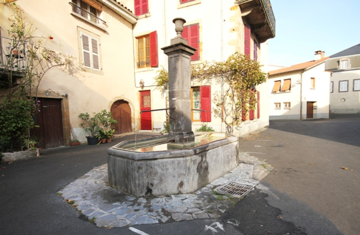 Fontaine Quartier de la Place